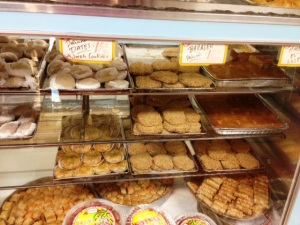 Atlantic Ave - middle eastern pastries 2