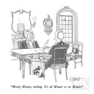 peter-steiner-mostly-mozart-nothing-it-s-all-mozart-or-no-mozart-new-yorker-cartoon