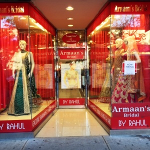 Indian saris and bridals