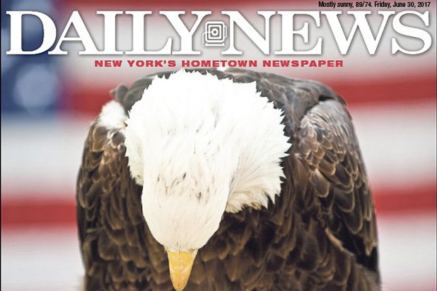 daily news cuts staff eagle